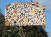 Garden Mural -- Preschool through Adult