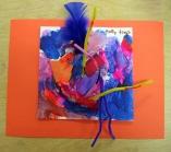 Sculpture Collage -- Preschooler