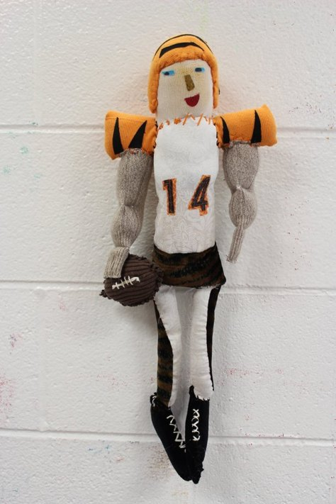 Andy Dalton by Jim
